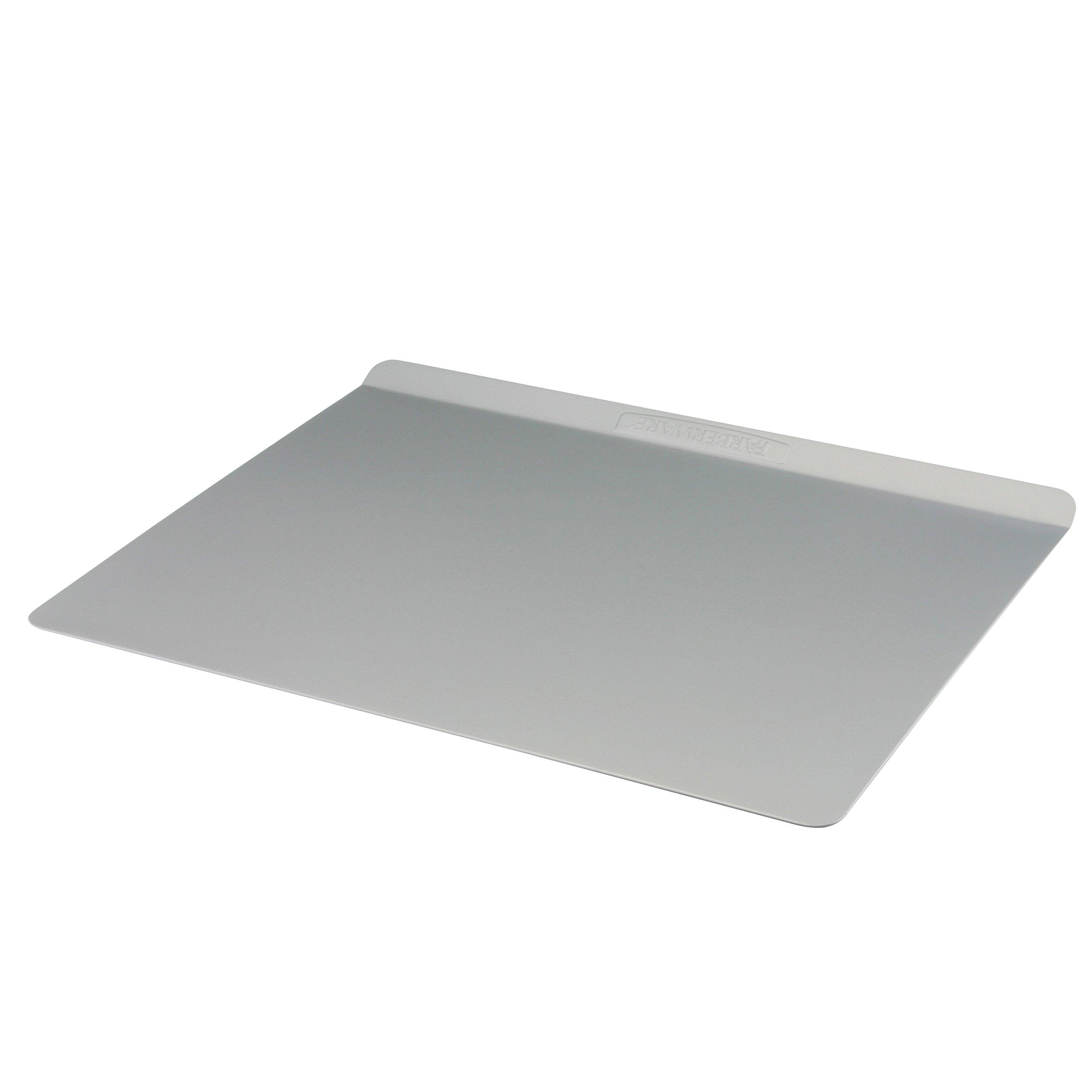 Farberware Insulated Nonstick Bakeware 14-Inch x 16-Inch Jumbo Cookie Sheet, Light Gray