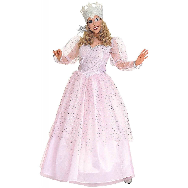 Amazon.com: Standard Adult Glinda Costume: Clothing