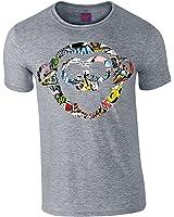 Ape Sht 'Kaboom' T-Shirt with Logo