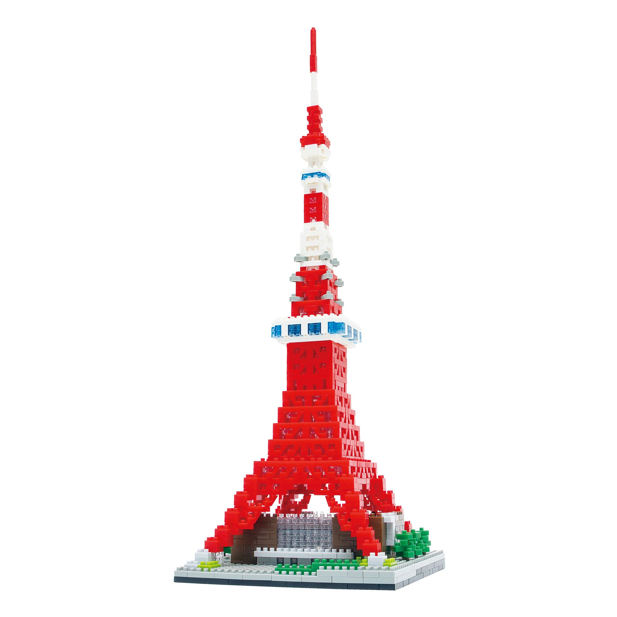 nanoblock Tokyo Tower Deluxe Edition NB-018