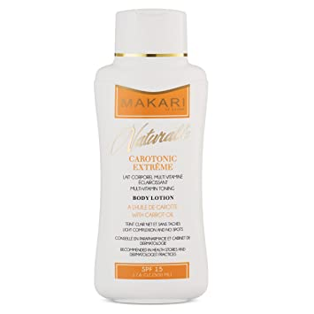 makari cream lotion