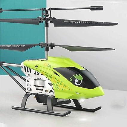 Zenghh RC Helicopter Drone Aviones de Control Remoto 24.5 Cm Carga ...