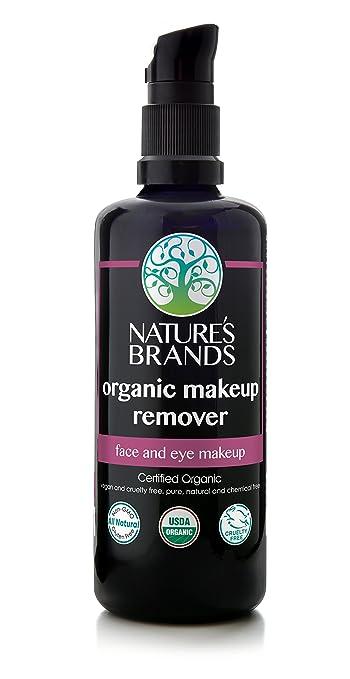 Nature's Brand Herbal Choice Mari Organic Makeup Remover