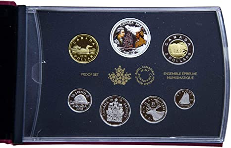 Nootka Sound Silver Dollar Coin Proof Set 2018 240 Anniversary of Captain Cook
