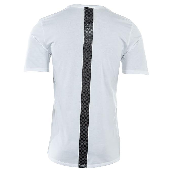 253ea3db0b5e59 Amazon.com  Jordan AJ 11 JUMPMAN 23 TEE mens athletic-shirts 844282-101 XL  - WHITE BLACK  Sports   Outdoors
