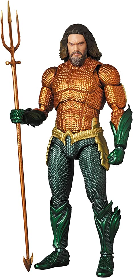 Aquaman MAFEX No.09 Action Figure