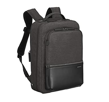 07f846c6e Amazon.com   Zero Halliburton Lightweight Business Small Backpack ...