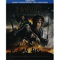 El Hobbit: La Batalla de los Cinco Ejércitos [Blu-ray]