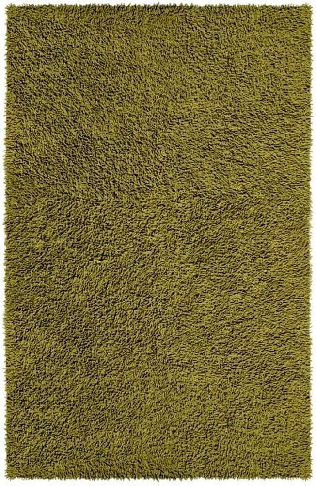 Amazon.com: Shagadelic Chenille Collection verde musgo Twist ...