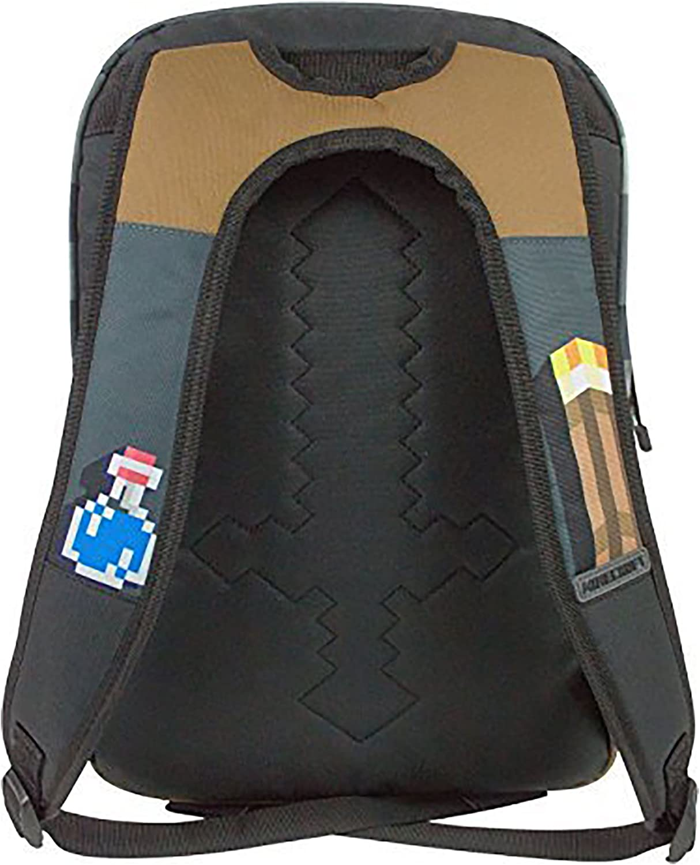 Minecraft Kids Minecraft Sword Backpack: Amazon.ca: Toys & Games