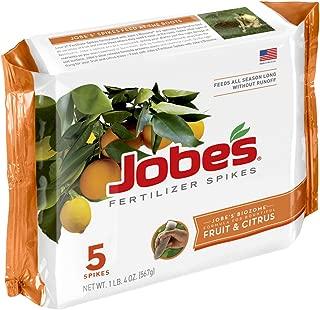 product image for Jobe's 01002 Fruit & Citrus Fertilizer Spikes, 5