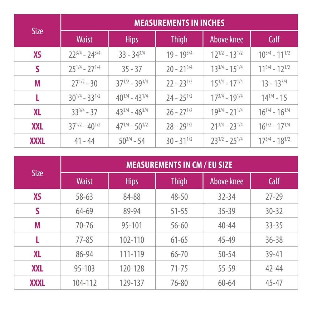 TBfL Variant LIPOELASTIC LIPEDEMA Compression Leggings Lower Version Shorter Than 5.4