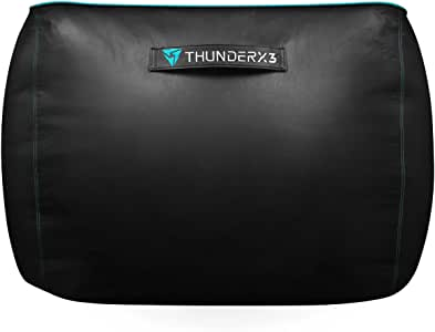ThunderX3 DB5 Consoles Bean Bag Black/Cyan
