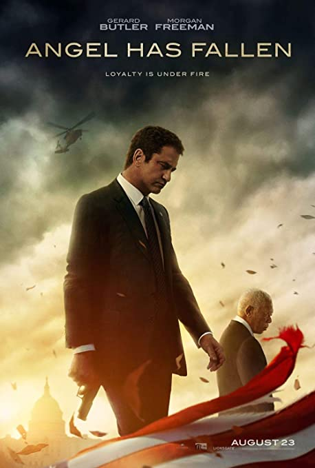 Lionbeen Angel Has Fallen Movie Poster Cartel de la Pelicula ...