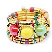 African Bracelet Tribal Bracelet Ethnic Bracelet Rope Bracelet (Color A)