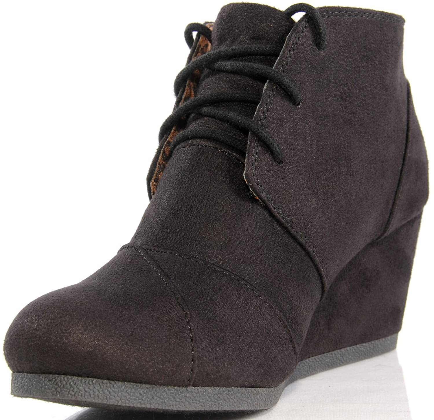 Amazon.com | Marco Republic Galaxy Womens Wedge Boots | Boots