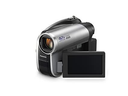amazon com panasonic vdr d50 dvd camcorder with 42x optical image rh amazon com How Far Is 42X Optical Zoom Nikon 42X Optical Zoom Nikkor Glass Lens