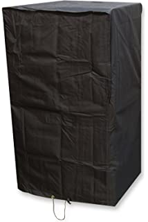 Oxbridge Stacking Chair Cover Waterproof Outdoor Garden Furniture Black 5  YEAR GUARANTEE Part 22
