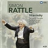 Simon Rattle Edition - Stravinsky (4CD)