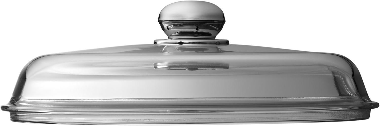 Silit 092247 Coperchio di Ricambio per padelle Alte con Manico in Metallo /Ø 20 cm da frittura e da Portata