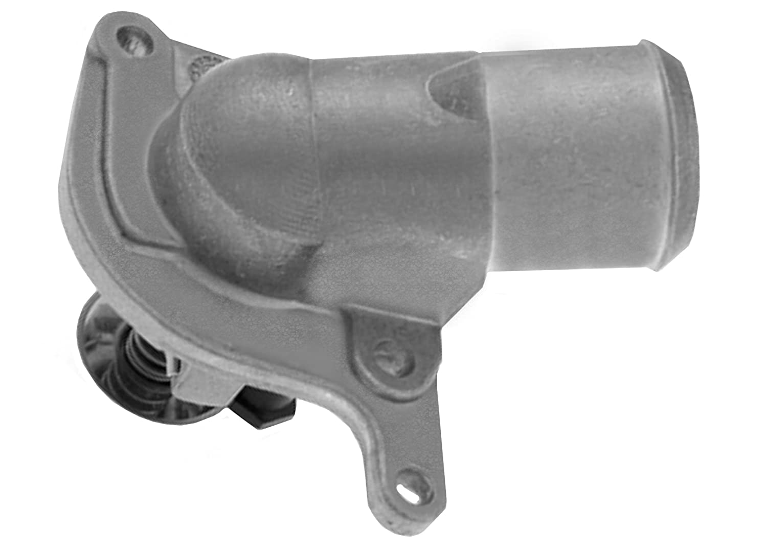ACDelco 12T84D Professional 187 Degrees Engine Coolant Thermostat with Water Inlet 12T84DACM