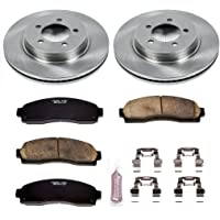 Autospecialty KOE1931 1-Click OE Replacement Brake Kit