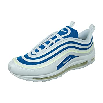 new product f80e0 c49f1 Nike W Air Max 97 Ul '17 Se - White/White-Blue Nebula-Barely ...