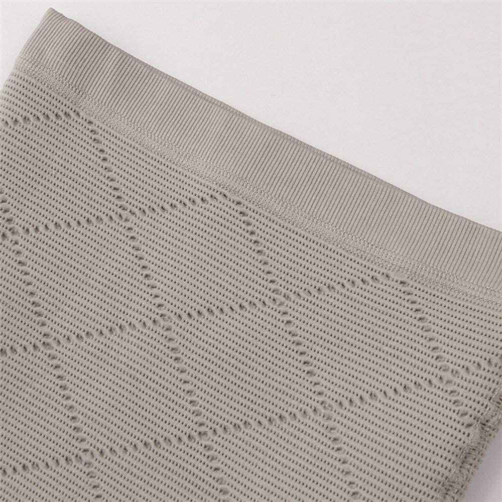 Color : Gray, Size : M JFCUICAN Protective Gear Shapers Waist Cincher Shaper Men Girdle Slim Belt Supports Waist Contral Men Body Shaper Belly Underwear Mans Waist Corset