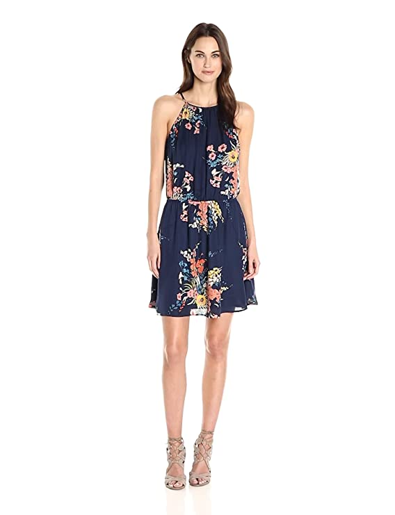 fe695553f09e Amazon.com: Joie Women's Makana E Floral Dress: Clothing