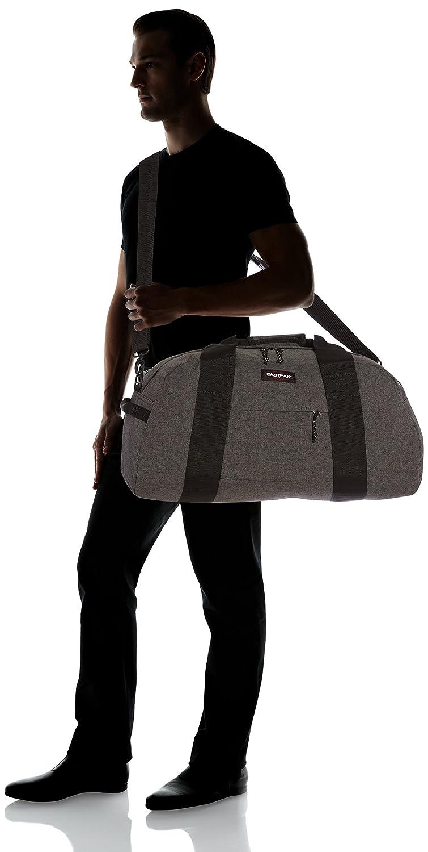 Eastpak Station Soft Luggage 62 Cm 57 L Grey Black Padded Pakamp039r Backpack Quilt Sunday Denim Travel Gear
