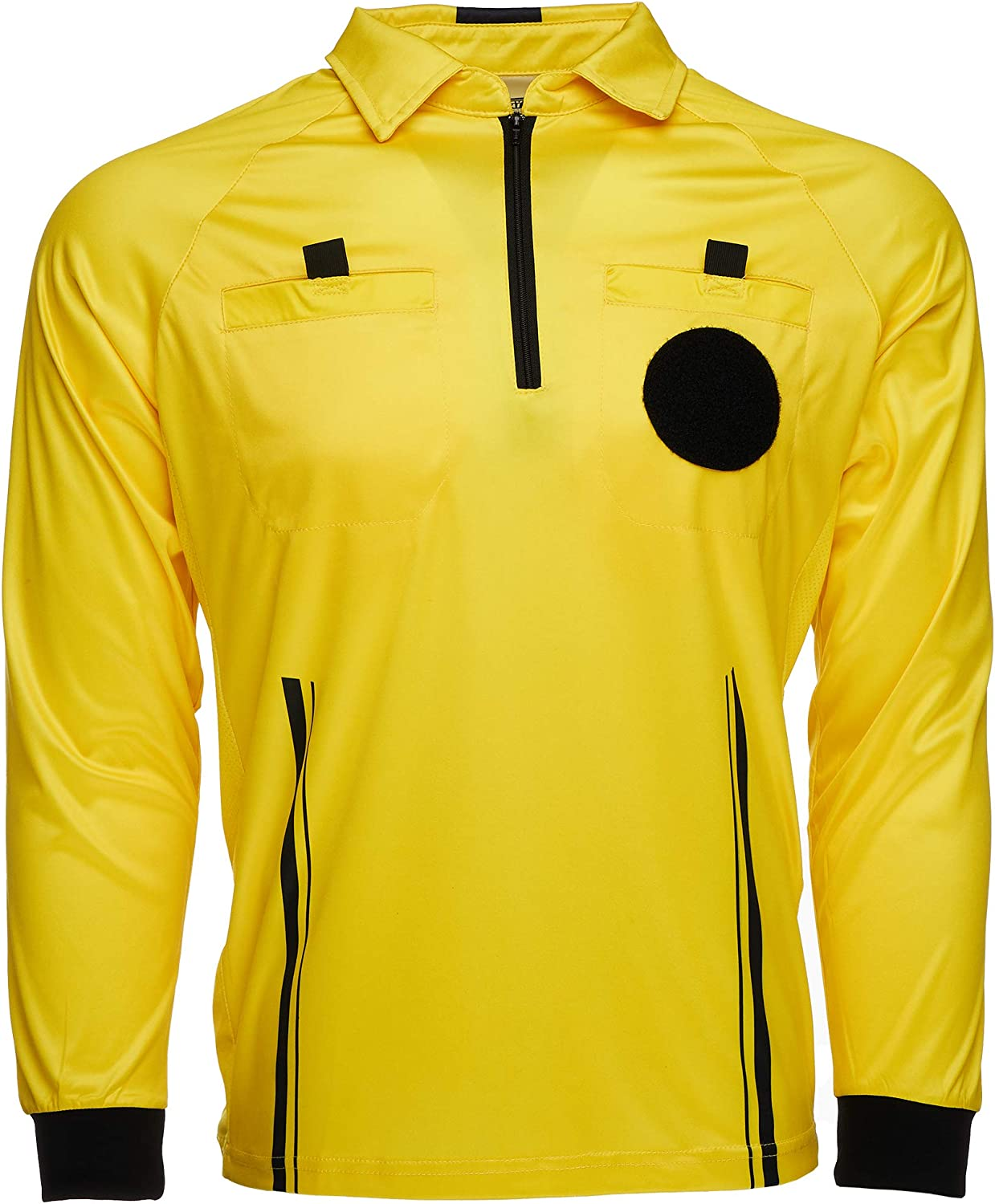 Murray's USSF Pro-Style Yellow long Sleeve Soccer Referee Jersey