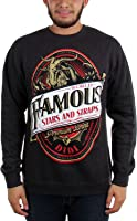 Famous Stars and Straps Men's Goat Seal Crew Neck Sweatshirt
