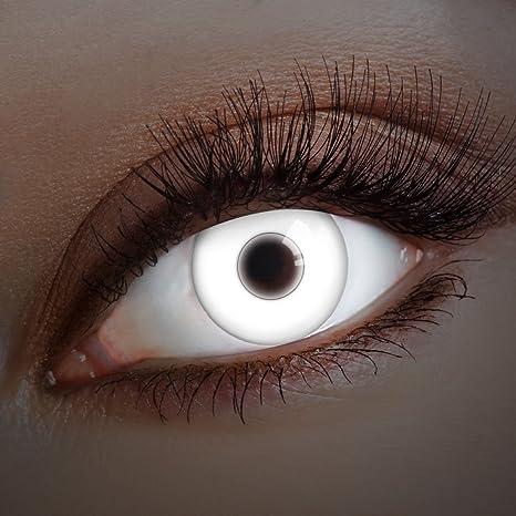 UV Couleur des lentilles de contact Snow White de aricona – années couvrant  la lentille à 300ec073723b