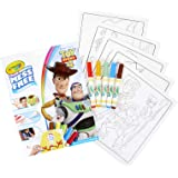 Crayola 757008 Color Wonder Mess Free Coloring Toy Story 4 Coloring Set (Set of 18)