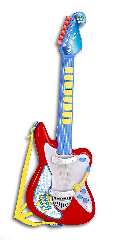 Icom Spaa1504579Elektronische Rock-Gitarre