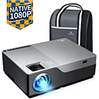 Vankyo Performance V600 Native 1080p LED Projector with 300