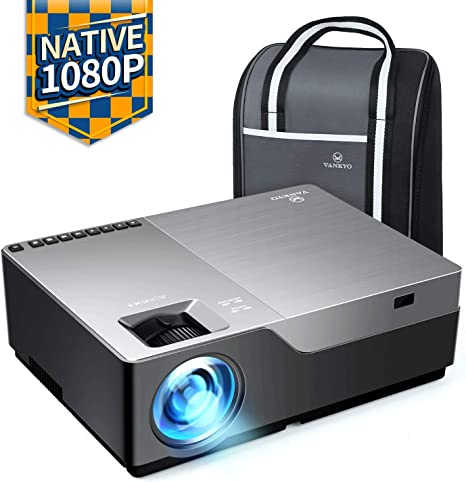 VANKYO Performance V600 Native 1080P LED Projector, 6000 Lux HDMI Projector with 300