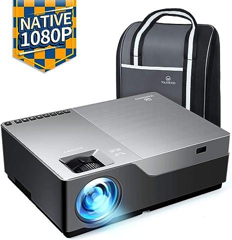Amazon.com: VANKYO Performance V600 Native 1080P Proyector ...