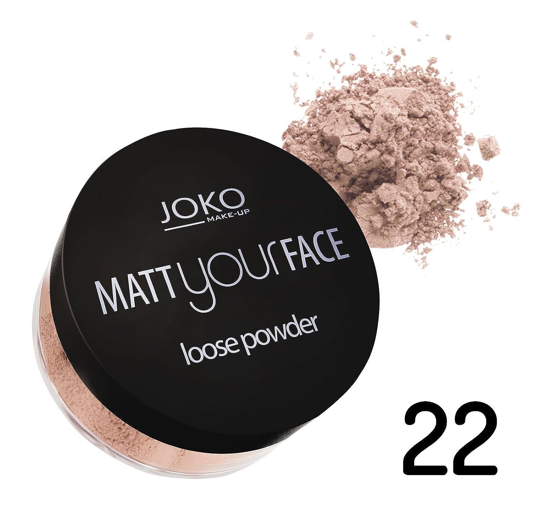 Poudre libre fini mat - 21 Beige - Joko Miraculum