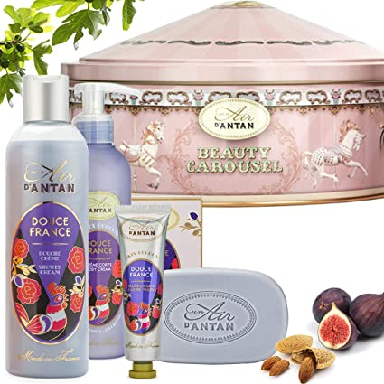 Un Air dAntan® Caja Belleza Douce Mujer, 1 Jabon 100g, 1 Gel ...