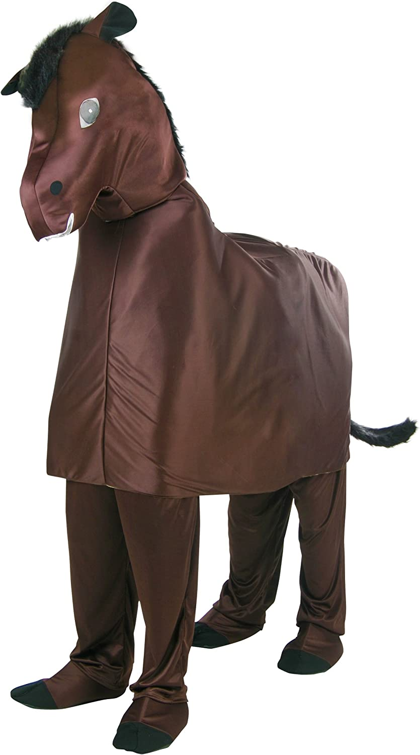 Two Person Horse Fancy dress costume Standard: Amazon.es: Ropa y ...