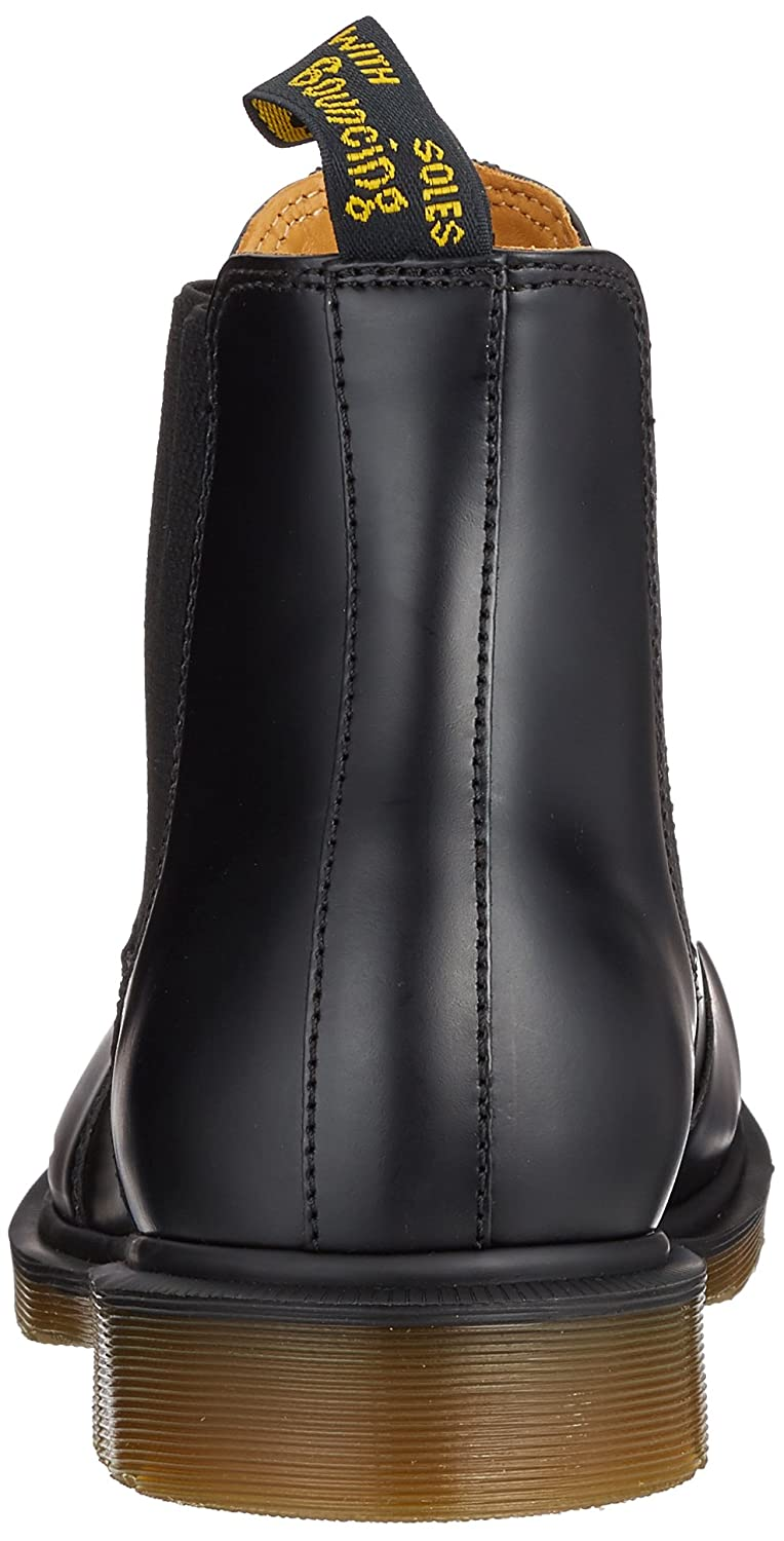Dr. Martens 2976 Chelsea Boot,Black Smooth B00GXAEZFW 7 B(M) US|Black