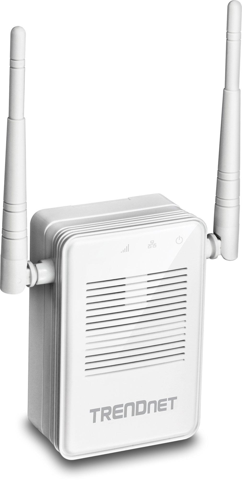 TRENDnet AC1200 WiFi Range Extender, Gigabit, MIMO, Dual Band, Beamforming, TEW-822DRE by TRENDnet