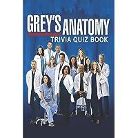 Grey's Anatomy: Trivia Quiz Book