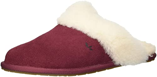 4941ea1b4cf Koolaburra by UGG Women's W Milo Slipper, Zinfandel, 10 M US: Amazon ...