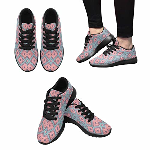 6e3b6b0ecd785 Zenzzle Womens Running Shoes Aztec Tribal Mexican Pattern Print for ...