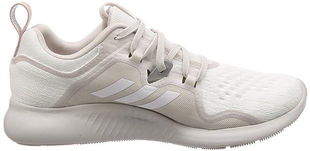 Amazon.com | adidas Womens Edgebounce W, Cloud White/Grey/ASH Pearl | Shoes