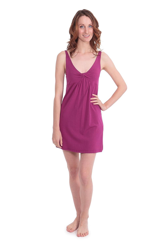TexereSilk Women\'s Bamboo Viscose Nightgown - Luxury Sleepwear by ...