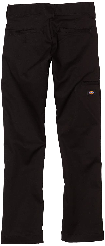 be3bbfe43 Amazon.com: Dickies Boys' Skinny Straight Pant: Khaki Pants For Boys:  Clothing