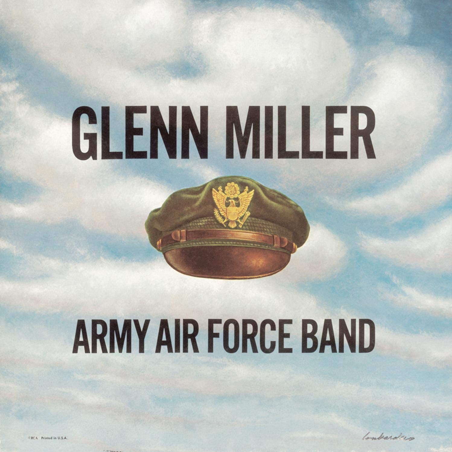 Army Air Force Band by Sony Legacy